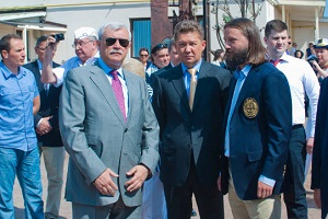 Подписание программы развития парусного спорта в Санкт-Петербурге