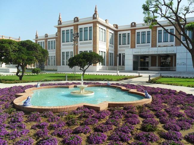 Первый европейский Культурно – Выставочный Центр (филиал) Русского музея открывается в Малаге (Испания)