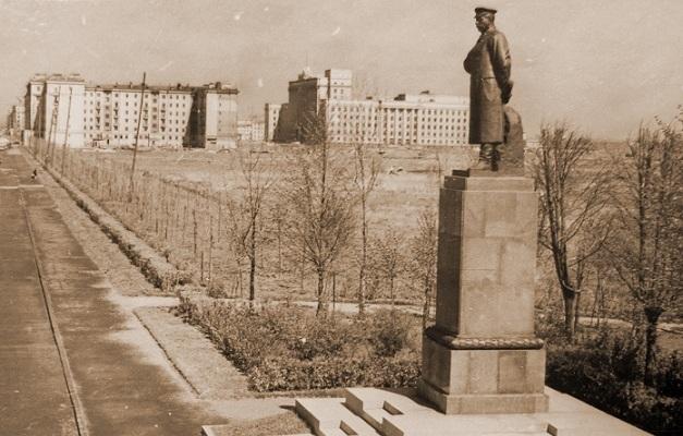 Средняя Рогатка 1950-е