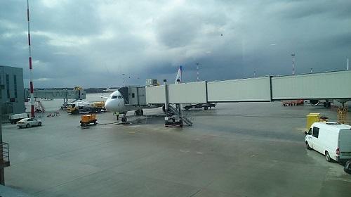 Пулково-1 проводило в полет миллионного пассажира
