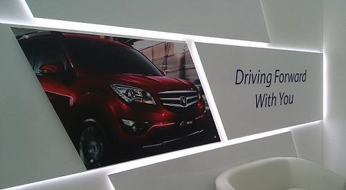 Китайский автопроизводитель Changan выходит на российский рынок
