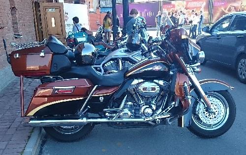 Harley-Davidson как хобби и любовь к свободе