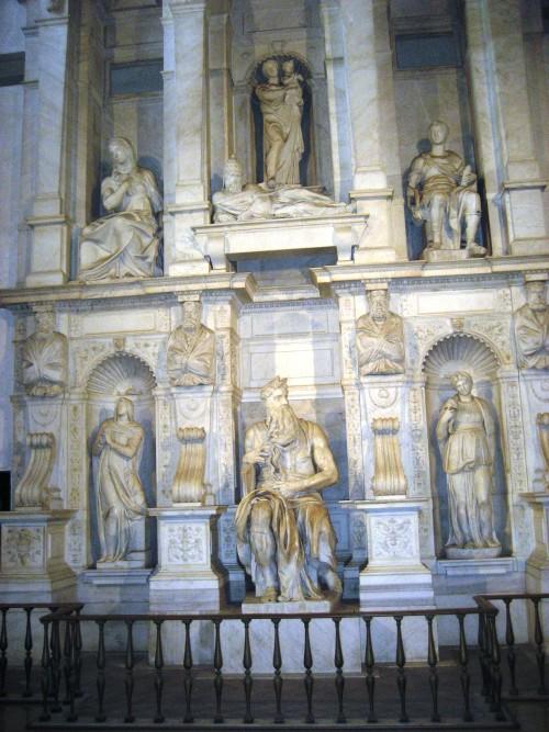 церковь Сан-Пьетро ин Винколи, Рим
