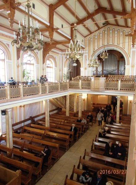 церковь баптистов в центре Москве