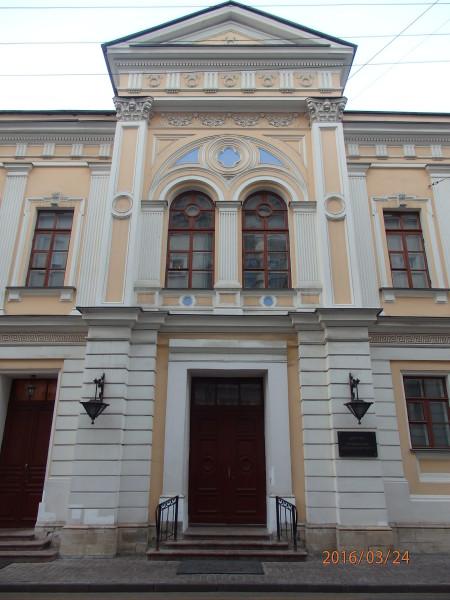 Что скрывает церковь баптистов в центре Москвы: от Витсена до Вицина