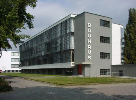 Bauhaus, школа Баухауз