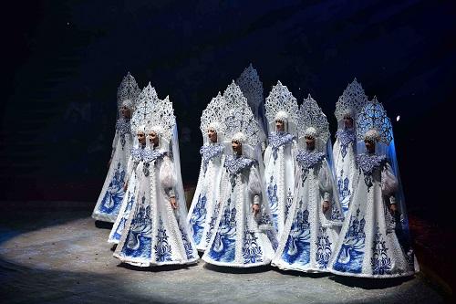 Премьера цирковой программы«Новогоднее шоу Гии Эрадзе»