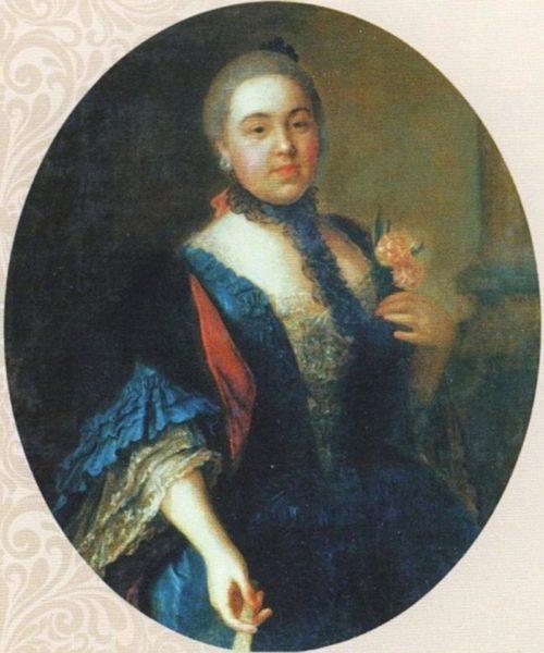 Любимая женщина Петра III