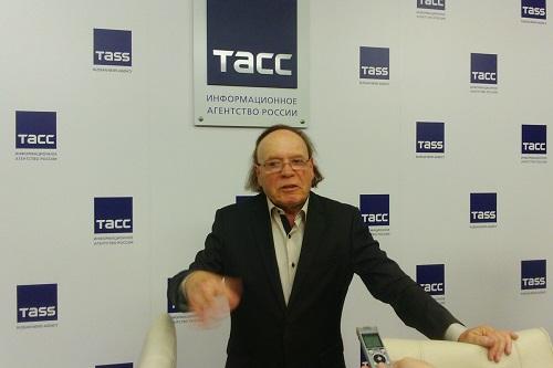 Эдвард Радзинский: «Некто 1917»