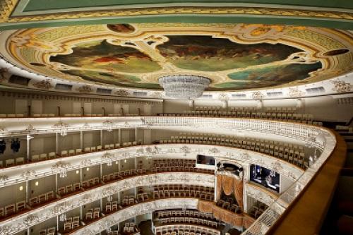 К 100-летнему юбилею Оперной труппы Михайловского театра