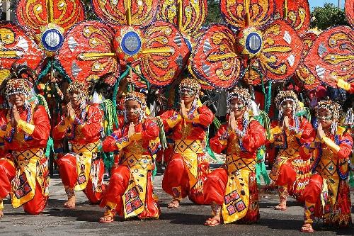 Kadayawan sa Dabaw — главный фестиваль Филиппин