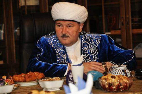 Муфтий Равиль Панчеев о Рамадане, образовании, футболе и туризме