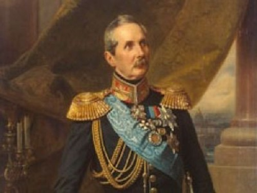 Павел Петрович Мельников, первый министр путей сообщения Российской империи
