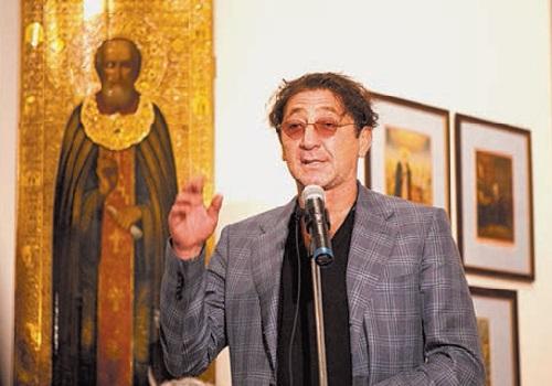 «Предивное художество»: иконы из собрания Григория Лепса