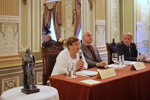 ПремияАлександра Невского—этообъяснение в любви к России