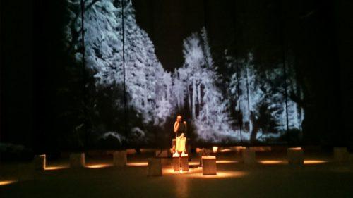 Христос в темнице: выставка или инсталляция?