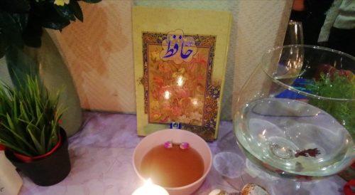 Иранский Новруз на Литейном