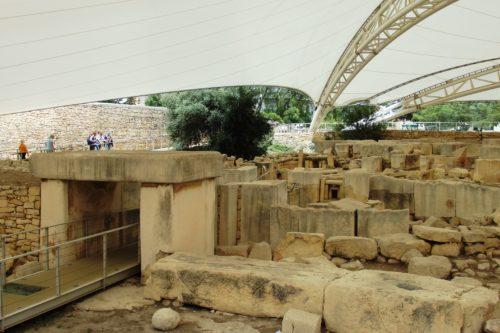 Мальта без декораций — Часть I