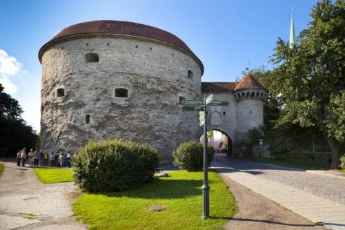 Морской музей в Таллине возобновляет работу