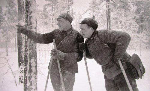 «ТАМ, ЗА ТОЙ РЕКОЙ СЕСТРОЮ, НА ВОЙНЕ, В СНЕГАХ ПО ГРУДЬ…  К 80-летию со дня начала Советско-финляндской войны»
