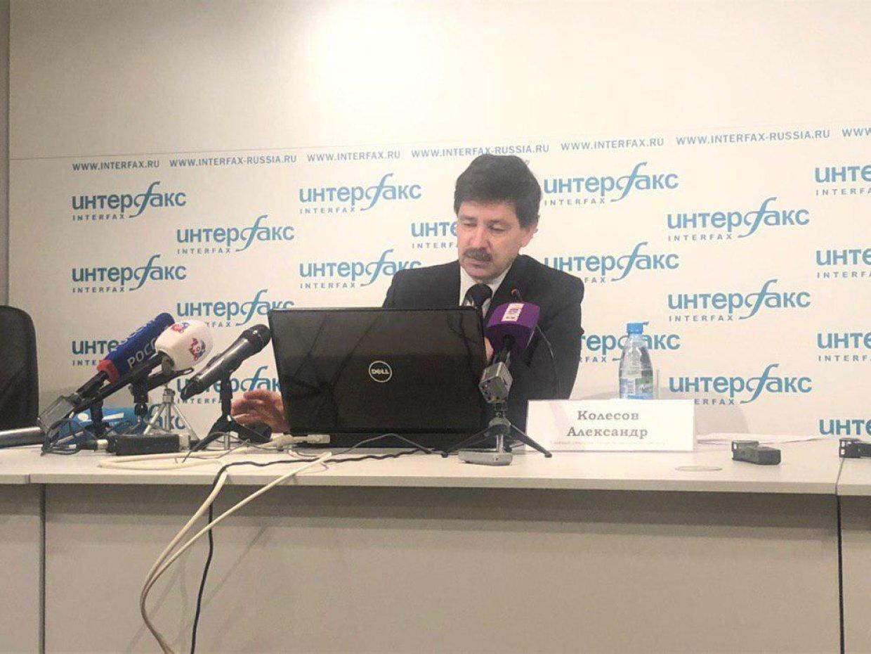 Александр Колесов: «В новогоднюю ночь снеговика вы вряд ли слепите»