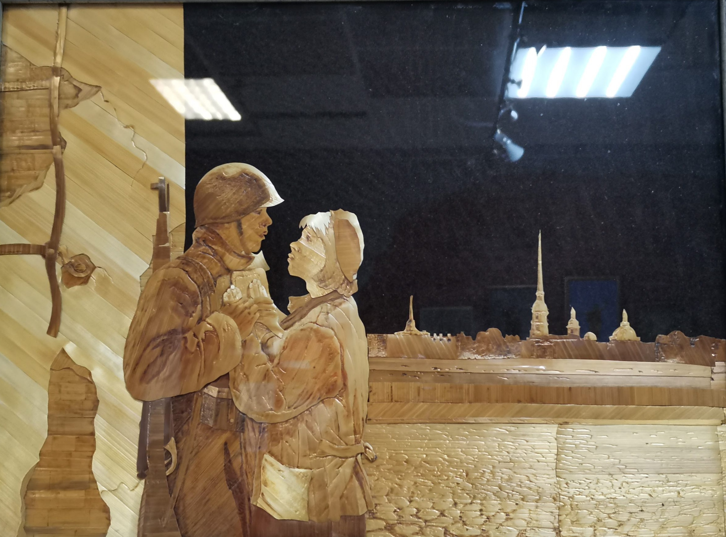 Музей «Русский Левша» рассказывает о Блокаде