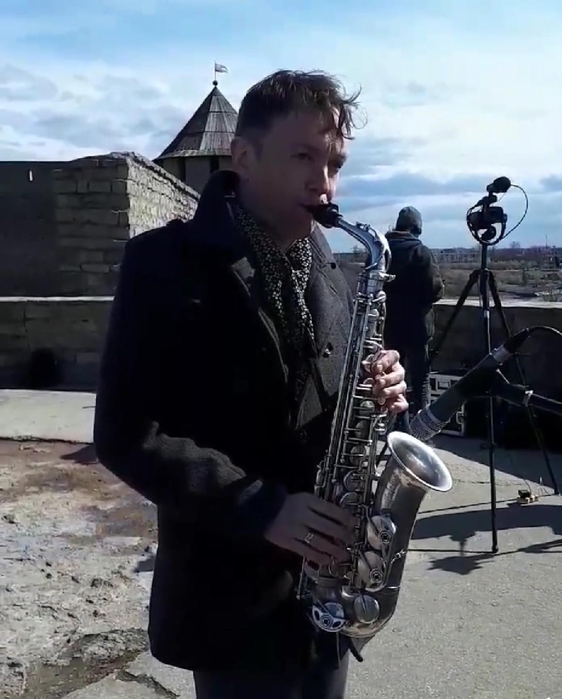 Джаз над рекой. Он не имеет границ